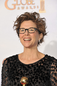 """The Golden Globe Awards - 68th Annual"" (Press Room)Annette Bening1-16-2011 © 2011 Jean Cummings - Image 24010_0337"