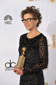 """The Golden Globe Awards - 68th Annual"" (Press Room)Annette Bening1-16-2011 © 2011 Jean Cummings - Image 24010_0338"