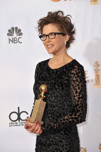 """The Golden Globe Awards - 68th Annual"" (Press Room)Annette Bening1-16-2011 © 2011 Jean Cummings - Image 24010_0338"