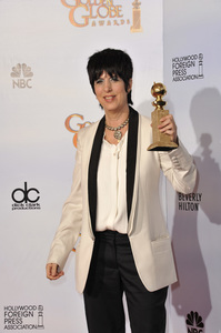 """The Golden Globe Awards - 68th Annual"" (Press Room)Diane Warren1-16-2011 © 2011 Jean Cummings - Image 24010_0356"