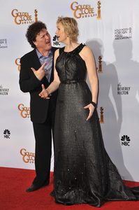"""The Golden Globe Awards - 68th Annual"" (Press Room)Jane Lynch1-16-2011 © 2011 Jean Cummings - Image 24010_0360"