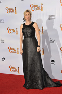 """The Golden Globe Awards - 68th Annual"" (Press Room)Jane Lynch1-16-2011 © 2011 Jean Cummings - Image 24010_0361"