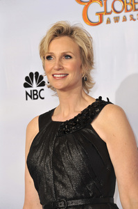 """The Golden Globe Awards - 68th Annual"" (Press Room)Jane Lynch1-16-2011 © 2011 Jean Cummings - Image 24010_0362"