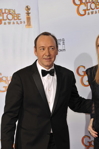 """The Golden Globe Awards - 68th Annual"" (Press Room)Kevin Spacey1-16-2011 © 2011 Jean Cummings - Image 24010_0368"
