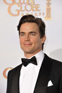 """The Golden Globe Awards - 68th Annual"" (Press Room)Matthew Bomer1-16-2011 © 2011 Jean Cummings - Image 24010_0372"