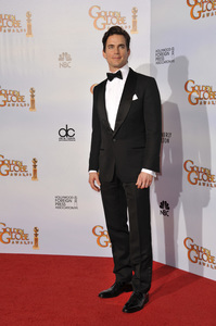 """The Golden Globe Awards - 68th Annual"" (Press Room)Matthew Bomer1-16-2011 © 2011 Jean Cummings - Image 24010_0373"