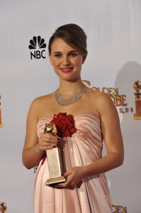 """The Golden Globe Awards - 68th Annual"" (Press Room)Natalie Portman1-16-2011 © 2011 Jean Cummings - Image 24010_0380"