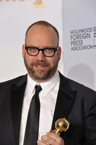 """The Golden Globe Awards - 68th Annual"" (Press Room)Paul Giamatti1-16-2011 © 2011 Jean Cummings - Image 24010_0382"