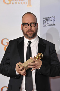 """The Golden Globe Awards - 68th Annual"" (Press Room)Paul Giamatti1-16-2011 © 2011 Jean Cummings - Image 24010_0383"