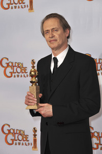 """The Golden Globe Awards - 68th Annual"" (Press Room)Steve Buscemi1-16-2011 © 2011 Jean Cummings - Image 24010_0387"