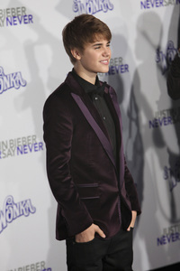 """""""Justin Bieber: Never Say Never"""" Premiere Justin Bieber 2-8-2011 / Nokia Theater L.A. Live / Paramount Pictures / Los Angeles CA / Photo by Imeh Akpanudosen - Image 24016_0168"""