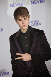 """""""Justin Bieber: Never Say Never"""" Premiere Justin Bieber 2-8-2011 / Nokia Theater L.A. Live / Paramount Pictures / Los Angeles CA / Photo by Imeh Akpanudosen - Image 24016_0175"""