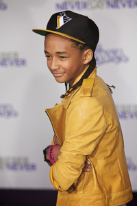 """""""Justin Bieber: Never Say Never"""" Premiere Jaden Smith 2-8-2011 / Nokia Theater L.A. Live / Paramount Pictures / Los Angeles CA / Photo by Imeh Akpanudosen - Image 24016_0485"""