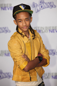 """Justin Bieber: Never Say Never"" Premiere Jaden Smith 2-8-2011 / Nokia Theater L.A. Live / Paramount Pictures / Los Angeles CA / Photo by Imeh Akpanudosen - Image 24016_0498"