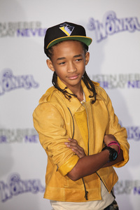 """""""Justin Bieber: Never Say Never"""" Premiere Jaden Smith 2-8-2011 / Nokia Theater L.A. Live / Paramount Pictures / Los Angeles CA / Photo by Imeh Akpanudosen - Image 24016_0499"""