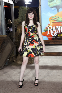 """Rango"" Premiere Danielle Hanratty 2-14-2011 / Paramount Studios / Village Theater / Los Angeles CA / Photo by Imeh Akpanudosen - Image 24022_0049"
