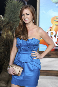 """Rango"" Premiere Isla Fisher 2-14-2011 / Paramount Studios / Village Theater / Los Angeles CA / Photo by Imeh Akpanudosen - Image 24022_0055"