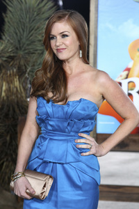 """Rango"" Premiere Isla Fisher 2-14-2011 / Paramount Studios / Village Theater / Los Angeles CA / Photo by Imeh Akpanudosen - Image 24022_0057"