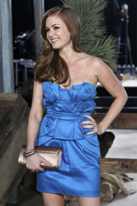 """Rango"" Premiere Isla Fisher 2-14-2011 / Paramount Studios / Village Theater / Los Angeles CA / Photo by Imeh Akpanudosen - Image 24022_0062"
