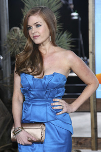 """Rango"" Premiere Isla Fisher 2-14-2011 / Paramount Studios / Village Theater / Los Angeles CA / Photo by Imeh Akpanudosen - Image 24022_0065"