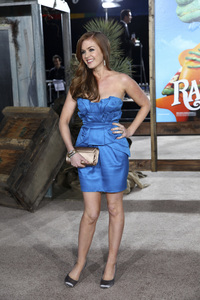 """Rango"" Premiere Isla Fisher 2-14-2011 / Paramount Studios / Village Theater / Los Angeles CA / Photo by Imeh Akpanudosen - Image 24022_0071"