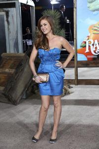 """Rango"" Premiere Isla Fisher 2-14-2011 / Paramount Studios / Village Theater / Los Angeles CA / Photo by Imeh Akpanudosen - Image 24022_0071"