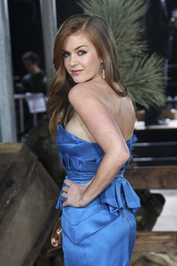 """Rango"" Premiere Isla Fisher 2-14-2011 / Paramount Studios / Village Theater / Los Angeles CA / Photo by Imeh Akpanudosen - Image 24022_0073"
