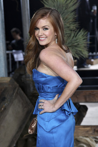 """Rango"" Premiere Isla Fisher 2-14-2011 / Paramount Studios / Village Theater / Los Angeles CA / Photo by Imeh Akpanudosen - Image 24022_0074"