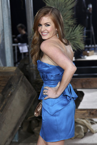 """Rango"" Premiere Isla Fisher 2-14-2011 / Paramount Studios / Village Theater / Los Angeles CA / Photo by Imeh Akpanudosen - Image 24022_0075"
