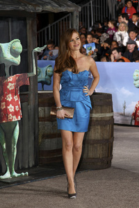 """Rango"" Premiere Isla Fisher 2-14-2011 / Paramount Studios / Village Theater / Los Angeles CA / Photo by Imeh Akpanudosen - Image 24022_0085"