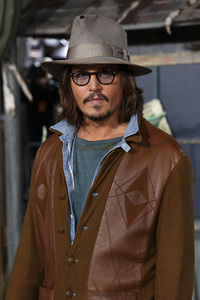 """Rango"" Premiere Johnny Depp 2-14-2011 / Paramount Studios / Village Theater / Los Angeles CA / Photo by Imeh Akpanudosen - Image 24022_0177"