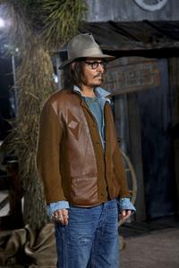 """Rango"" Premiere Johnny Depp 2-14-2011 / Paramount Studios / Village Theater / Los Angeles CA / Photo by Imeh Akpanudosen - Image 24022_0223"