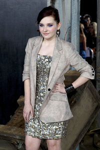 """Rango"" Premiere Abigail Breslin 2-14-2011 / Paramount Studios / Village Theater / Los Angeles CA / Photo by Imeh Akpanudosen - Image 24022_0237"