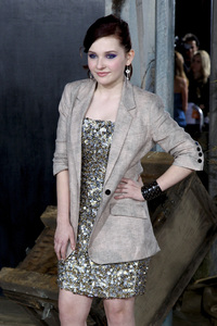 """Rango"" Premiere Abigail Breslin 2-14-2011 / Paramount Studios / Village Theater / Los Angeles CA / Photo by Imeh Akpanudosen - Image 24022_0238"