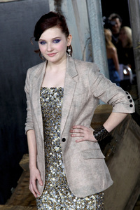 """Rango"" Premiere Abigail Breslin 2-14-2011 / Paramount Studios / Village Theater / Los Angeles CA / Photo by Imeh Akpanudosen - Image 24022_0241"