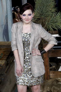 """Rango"" Premiere Abigail Breslin 2-14-2011 / Paramount Studios / Village Theater / Los Angeles CA / Photo by Imeh Akpanudosen - Image 24022_0243"