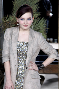 """Rango"" Premiere Abigail Breslin 2-14-2011 / Paramount Studios / Village Theater / Los Angeles CA / Photo by Imeh Akpanudosen - Image 24022_0248"