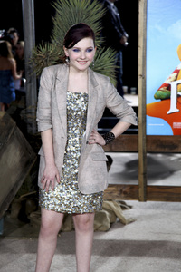 """Rango"" Premiere Abigail Breslin 2-14-2011 / Paramount Studios / Village Theater / Los Angeles CA / Photo by Imeh Akpanudosen - Image 24022_0252"