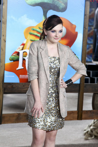 """Rango"" Premiere Abigail Breslin 2-14-2011 / Paramount Studios / Village Theater / Los Angeles CA / Photo by Imeh Akpanudosen - Image 24022_0254"