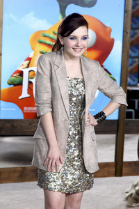 """Rango"" Premiere Abigail Breslin 2-14-2011 / Paramount Studios / Village Theater / Los Angeles CA / Photo by Imeh Akpanudosen - Image 24022_0256"