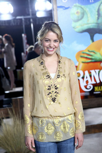"""Rango"" Premiere Gage Golightly 2-14-2011 / Paramount Studios / Village Theater / Los Angeles CA / Photo by Imeh Akpanudosen - Image 24022_0341"