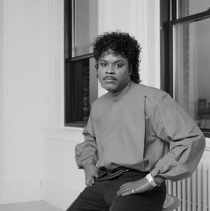 """The Deele""Antonio ""L.A."" Reid1985 © 1985 Bobby Holland - Image 24025_0014"