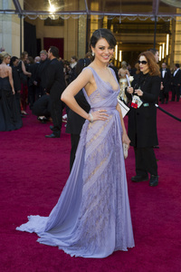 """""""The Academy Awards - 83rd Annual"""" (Arrivals) Mila Kunis02-27-2011 Photo by Darren Decker © 2011 A.M.P.A.S. - Image 24036_0010"""