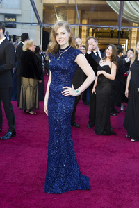 """""""The Academy Awards - 83rd Annual"""" (Arrivals) Amy Adams02-27-2011 Photo by Darren Decker © 2011 A.M.P.A.S. - Image 24036_0019"""