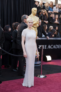 """""""The Academy Awards - 83rd Annual"""" (Arrivals) Michelle Williams02-27-2011 Photo by Ivan Vejar © 2011 A.M.P.A.S. - Image 24036_0028"""