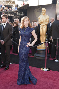 """""""The Academy Awards - 83rd Annual"""" (Arrivals) Amy Adams02-27-2011 Photo by Ivan Vejar © 2011 A.M.P.A.S. - Image 24036_0033"""