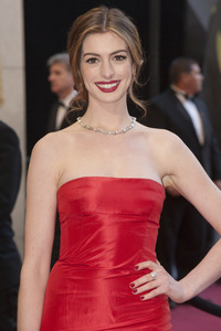 """""""The Academy Awards - 83rd Annual"""" (Arrivals) Anne Hathaway02-27-2011 Photo by John Selig © 2011 A.M.P.A.S. - Image 24036_0037"""