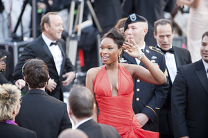 """""""The Academy Awards - 83rd Annual"""" (Arrivals) Jennifer Hudson02-27-2011 Photo by Brian Crowe © 2011 A.M.P.A.S. - Image 24036_0047"""