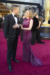 """The Academy Awards - 83rd Annual"" (Arrivals) Scarlett Johansson02-27-2011 Photo by Darren Decker © 2011 A.M.P.A.S. - Image 24036_0057"