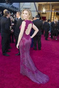 """The Academy Awards - 83rd Annual"" (Arrivals) Scarlett Johansson02-27-2011 Photo by Darren Decker © 2011 A.M.P.A.S. - Image 24036_0058"